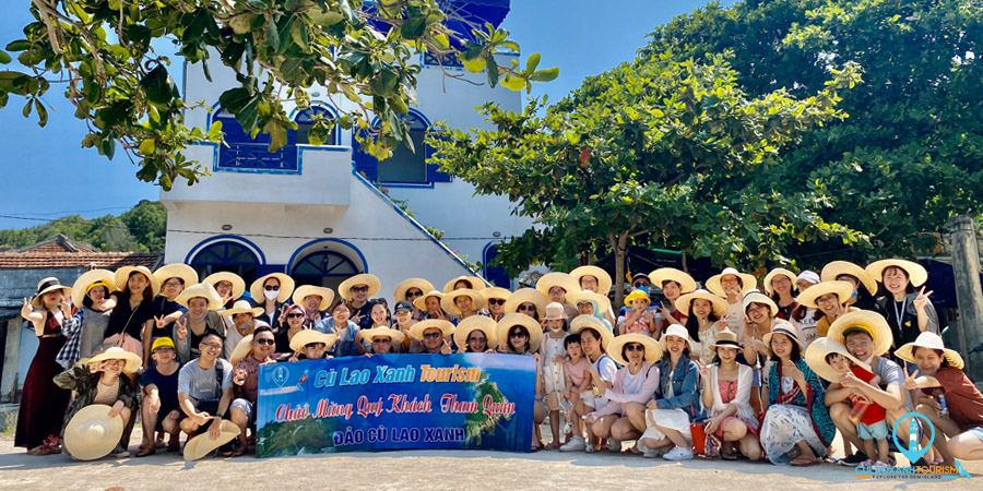 Cù Lao Xanh Tourism chuyên thực hiện Tour ghép Cù Lao Xanh cho các khách lẻ, các đoàn khách lớn, các công ty lữ hành tại Việt Nam